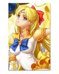 Ímã Decorativo Sailor Venus - Sailor Moon - ISM13