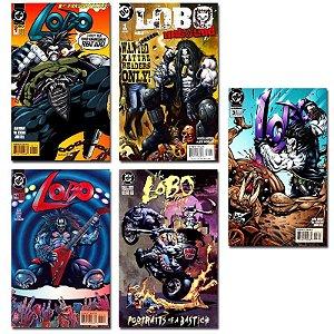Ímãs Decorativos Capas de Quadrinhos - Lobo - Pack 10 unid