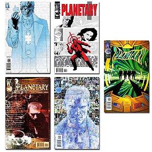 Ímãs Decorativos Capas de Quadrinhos - Planetary - Pack 10 unid