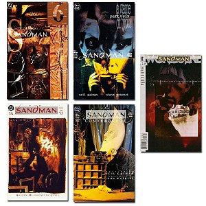 Ímãs Decorativos Capas de Quadrinhos - Sandman - Pack 10 unid