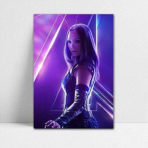 Poster A4 Avengers Infinity War - Mantis