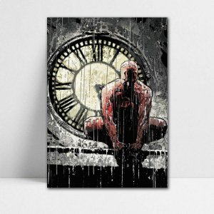 Poster A4 Marvel - Demolidor O Homem Sem Medo