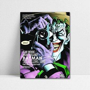 Poster A4 DC - Batman The Killing Joke