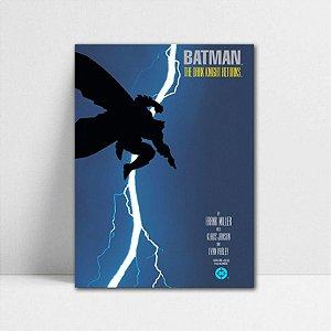 Poster A4 DC - Batman The Dark Knight Returns