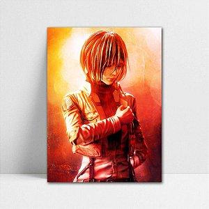 Poster A4 Shingeki no Kyojin - Mikasa Ackerman