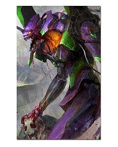 Ímã Decorativo EVA 01 - Neon Genesis Evangelion - IEVA01