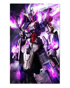 Ímã Decorativo Mobile Suit Gundam - IGU02
