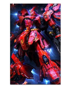 Ímã Decorativo Mobile Suit Gundam - IGU09