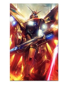 Ímã Decorativo Mobile Suit Gundam - IGU10