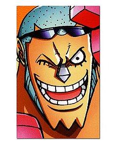 Ímã Decorativo Franky - One Piece - IOP14
