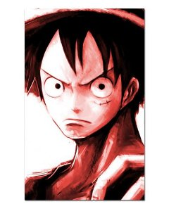 Ímã Decorativo Monkey Luffy - One Piece - IOP20