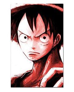 Ímã Decorativo Monkey D. Luffy - One Piece - IOP20