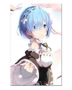 Ímã Decorativo Rem - Re:Zero - IRZ05