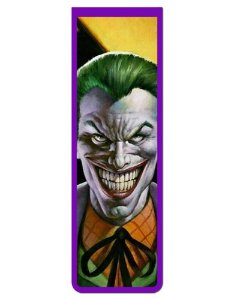 Marcador De Página Magnético Joker - MDC92