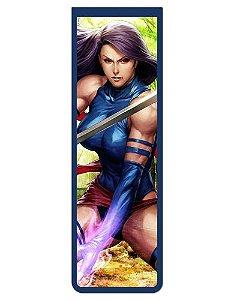 Marcador De Página Magnético Psylocke - X-Men - MMA09