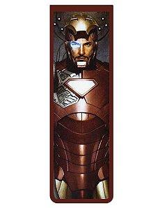 Marcador De Página Magnético Iron Man - MMA29