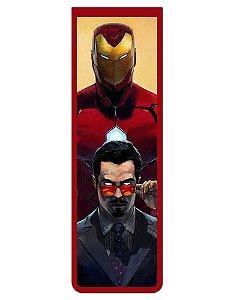 Marcador De Página Magnético Iron Man - MMA31