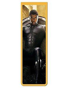 Marcador De Página Magnético T'Challa - Black Panther - MMA90