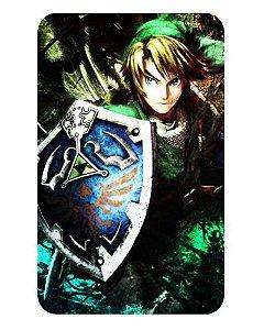Ímã Decorativo Link - The Legend of Zelda - IZE11