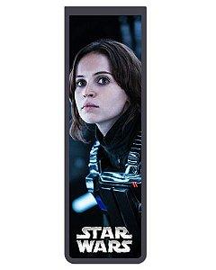 Marcador De Página Magnético Jyn Erso - Star Wars - MFI44