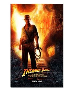 Ímã Decorativo Pôster Indiana Jones - IPF11