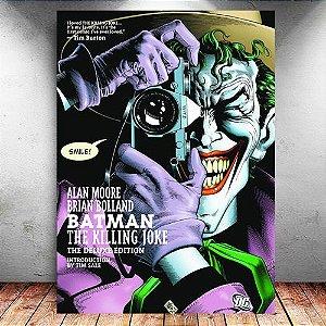 Placa Decorativa MDF Batman The Killing Joke - DC - PMDF62