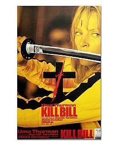 Ímã Decorativo Pôster Kill Bill - IPF472