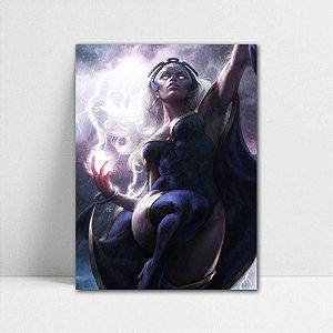 Poster A4 Marvel - Storm X-men
