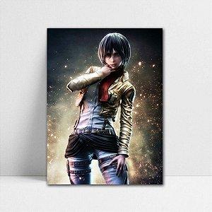 Poster A4 Mikasa - Shingeki no Kyojin - PSK06