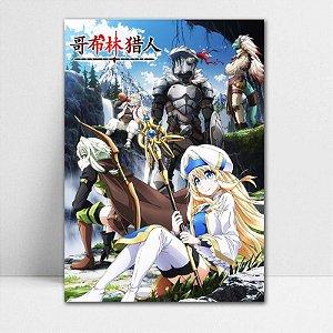 Poster A4 Goblin Slayer - PT83