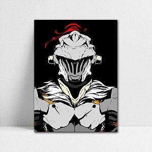 Poster A4 Goblin Slayer - PT84