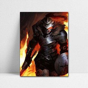 Poster A4 Goblin Slayer - PT85