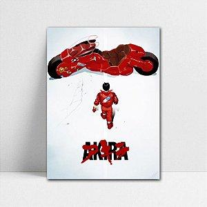 Poster A4 Akira - PT88