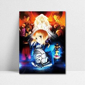 Poster A4 Fate/Zero - PT89