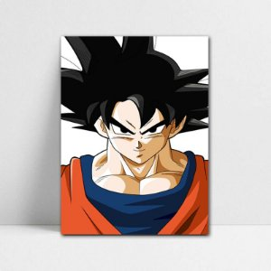 Poster A4 Goku - Dragon Ball - PT103