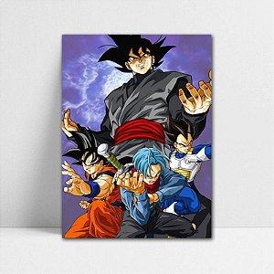 Poster A4 Dragon Ball Super - PT110