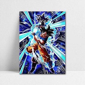 Poster A4 Goku Superior - Dragon Ball - PT111
