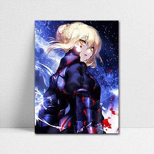 Poster A4 Saber - Fate/Grand Order - PT115