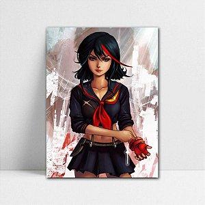 Poster A4 Ryuko Matoi - Kill la Kill - PT119