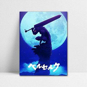 Poster A4 Guts - Berserk - PT188