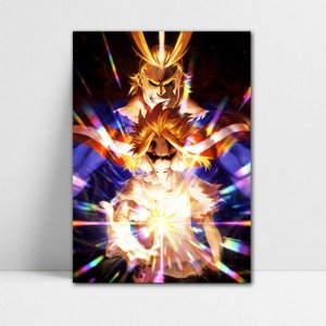 Poster A4 All Might - My Hero Academia - PT189