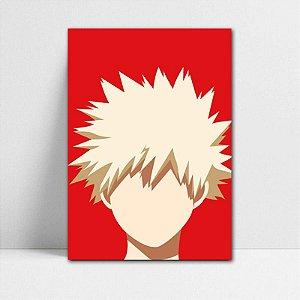 Poster A4 Bakugo - My Hero Academia - PT190