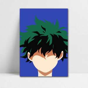Poster A4 Midoriya - My Hero Academia - PT191