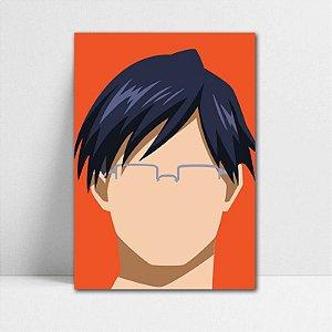 Poster A4 Tenya Iida - My Hero Academia - PT193