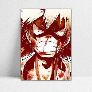 Poster A4 Bakugo - My Hero Academia - PT203