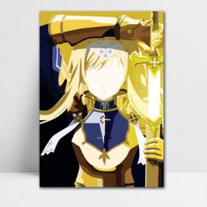 Poster A4 Alice - Sword Art Online - PT169