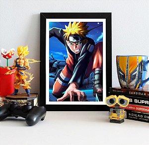 Quadro Decorativo Naruto - QV207