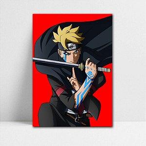 Poster A4 Boruto - Naruto - PT208