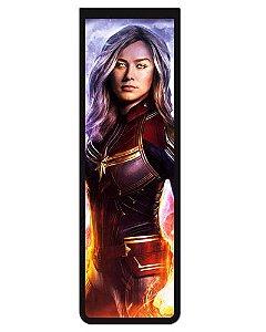 Marcador De Página Magnético Capitã Marvel - Avengers - MMA122