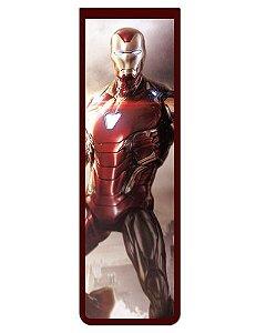 Marcador De Página Magnético Iron Man - Avengers - MMA119